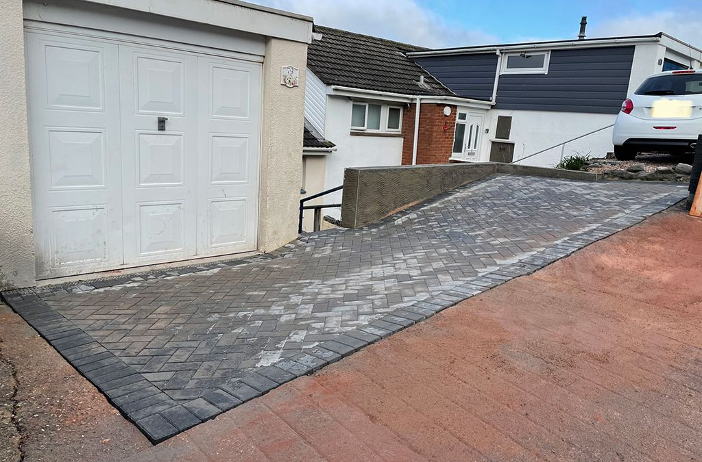 Double Driveway